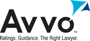 Logo Recognizing Browning Law Firm, P.A.'s affiliation with Avvo
