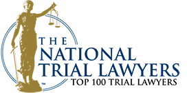 Logo Recognizing Browning Law Firm, P.A.'s affiliation with The National Trial Lawyers